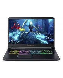 "Acer Predator Helios 300 Gaming Laptop PC, 17.3"" Full HD 144Hz 3ms IPS Display, Intel i7-9750H, GeForce RTX 2070 Max-Q, 32GB DDR4, 512GB NVMe SSD, RGB Backlit KB, Windows 10 Pro, PH317-53-77X3"
