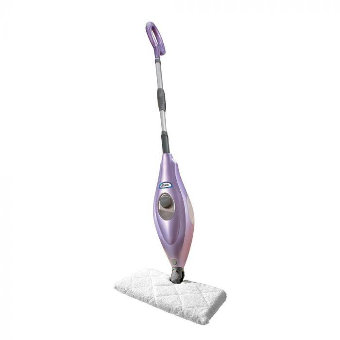 Shark Steam Pocket Mop Hard Floor Cleaner with Swivel Steering XL Water Tank (S3501), 18 Feet Power cord
