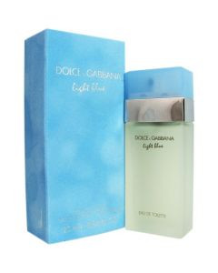 D&G Light Blue Edt - Women's