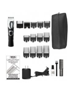 Wahl Lithium Ion Total Beard Rechargeable Men's Beard and Facial Trimmer