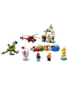 Lego Classic World Fun 295-Piece Building Kit