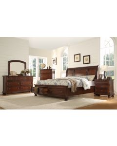 Evelina 6PC Queen Bedroom Set