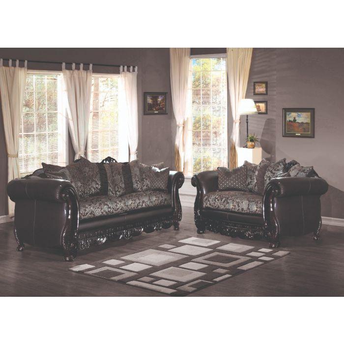 Galaxy 2PC Living Room Set