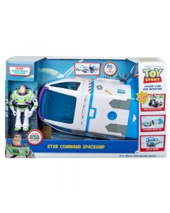 Toy Story Buzz Lightyear's space Command Play set