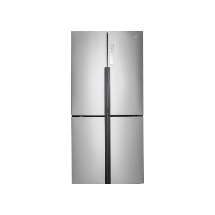 Haier HRQ16N3BGS 16.4 Cu. Ft. Counter-Depth Refrigerator - Stainless steel