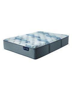 Serta Icomfort Hybrid Blue Fusion 100 Firm Mattress - Eking