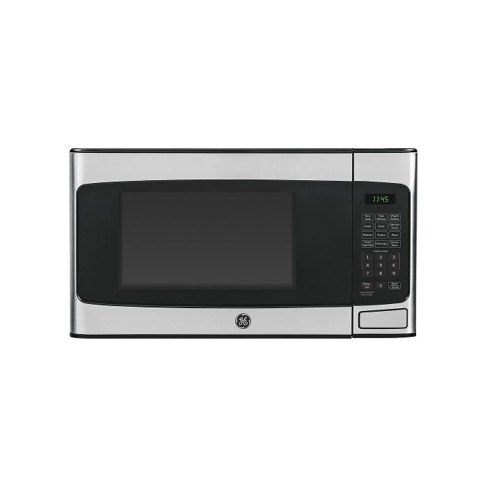 GE JES1145SHSS 1.1 Cu. Ft. Mid-Size Microwave - Stainless Steel