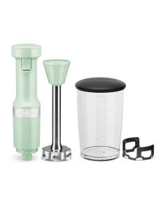 KitchenAid KHBV53 Variable Speed Corded Hand Blender - Pistachio