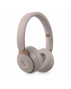 Apple Beats Solo Pro Wireless Noise Cancelling Headphones - Gray