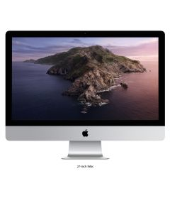 "Apple iMac 27"" 3.1GHz with Retina 5K Dispplay - Silver"