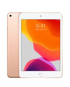"Apple iPad Mini 7.9"" Wi-Fi + Cellular 256GB - Gold"