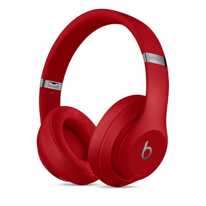 Apple Beats Studio 3 Wireless Over?Ear Headphones - Red