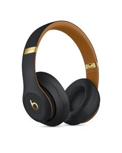 Apple Beats Studio3 Wireless Over-Ear Headphones - Midnight Black