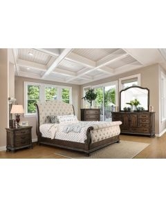 Olimpia 6PC Cal King Bedroom Set