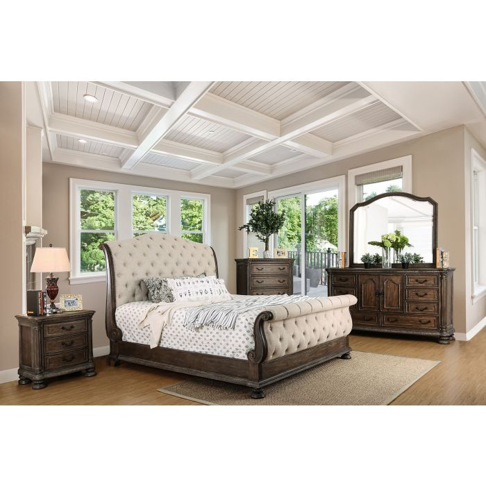 Olimpia 6PC Queen Bedroom Set