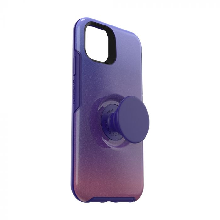 OtterBox iPhone 11 Pro Otter + Pop Symmetry Series Case - Violet Dusk