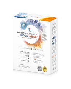 PureCare Reversatemp Mattress Protector- Queen
