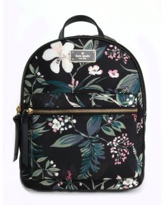 Kate Spade Small Bradley Wilson Road Botanical Floral Backpack
