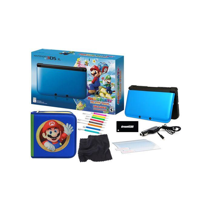 Nintendo 3ds Xl Bundle 3ds Xl Console Screen Protector Kit 6
