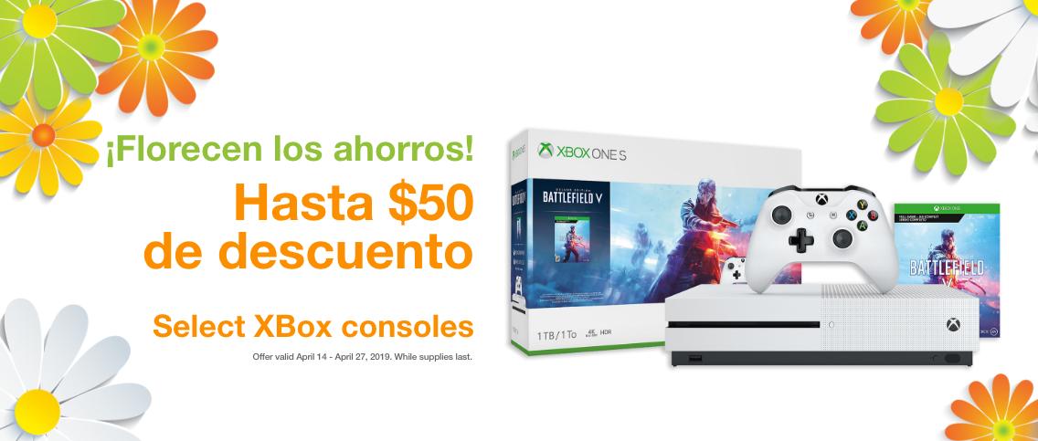 Xbox 50 Off