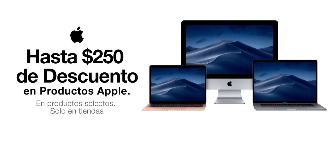 Apple $250 Off