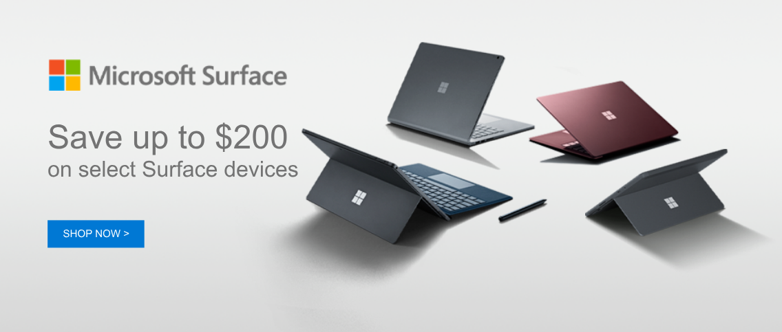 Select Surface
