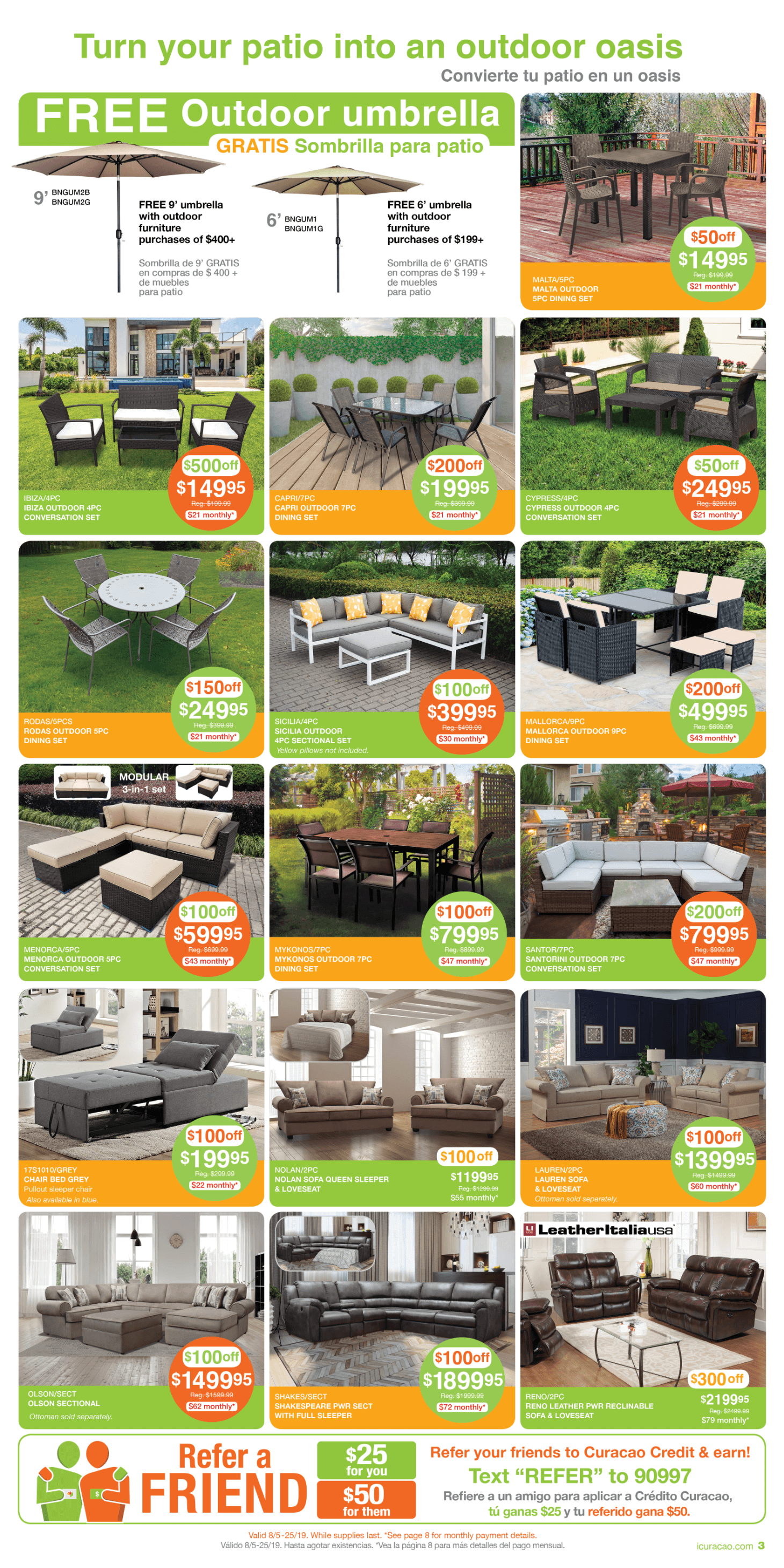Curacao | Summer Catalog Page 3