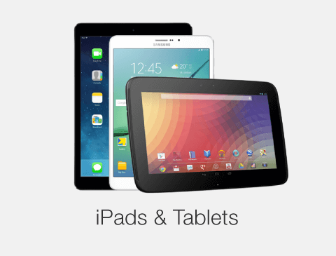 iPad and Tablets
