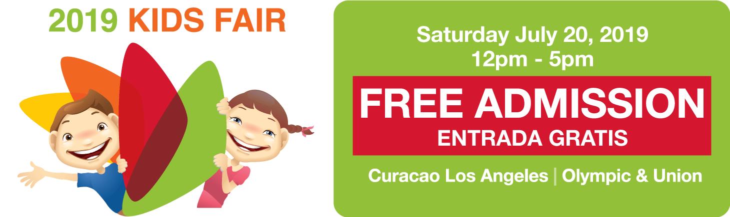 Curacao   Kids Fair 2019