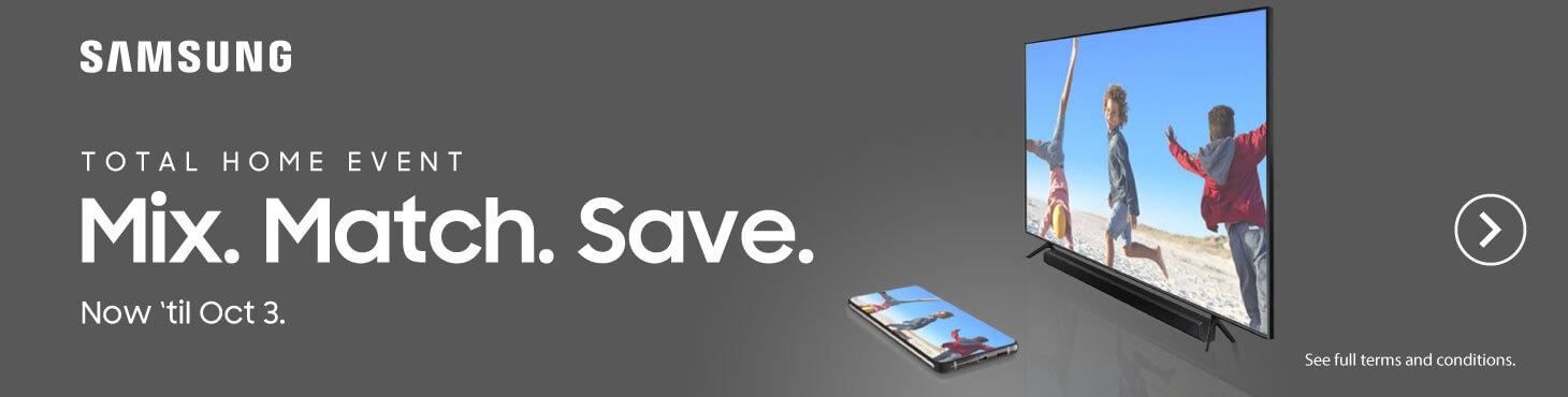 Mix. Match. Save