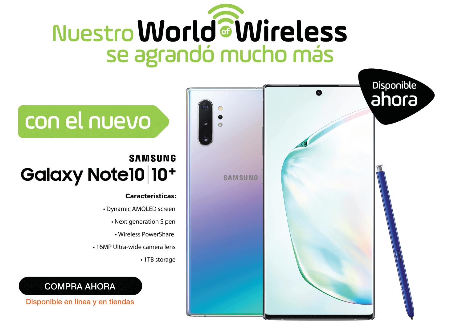 Curacao | World of Wireless