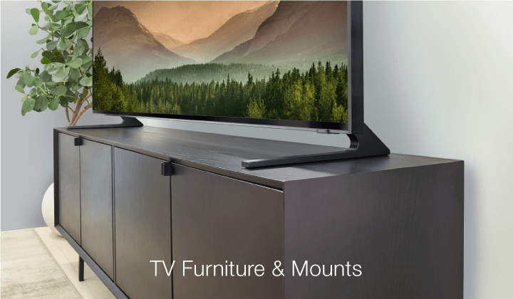 TVs and Home Audio
