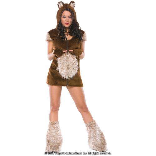 Teddy Bear Girl Md/Lg 002C940392