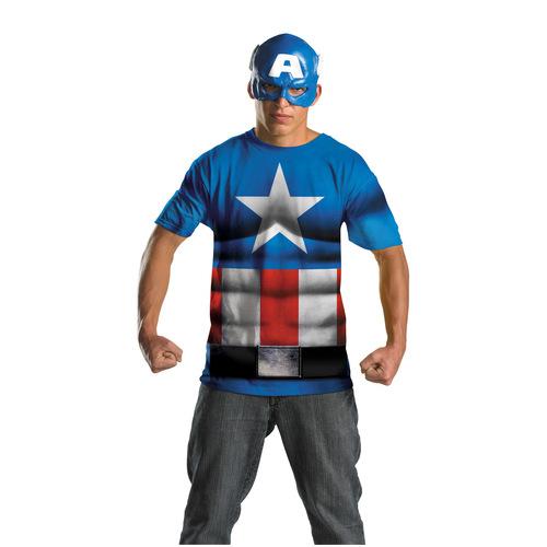 Captain Amer Alt No Scar 42-46 002CWB0392