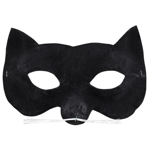 Cat Eye Mask Velvet 002CZ90392