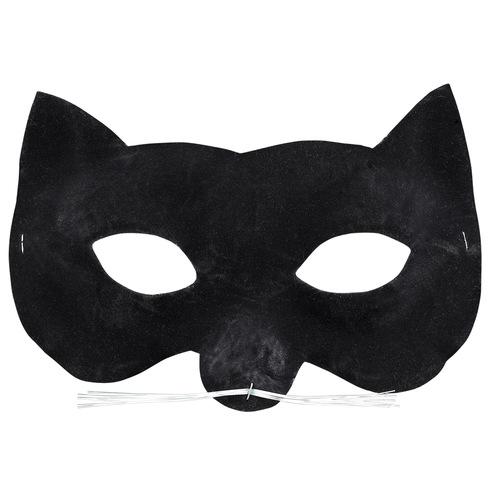 Cat Eye Mask Velvet 002CZ90392