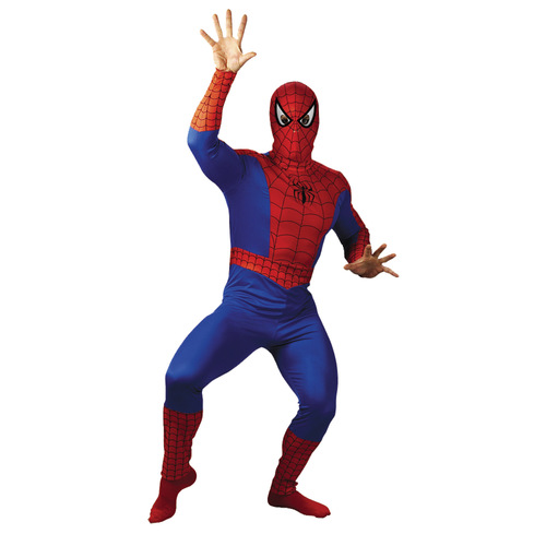 Spider-Man Adult Costume 002DUI0392