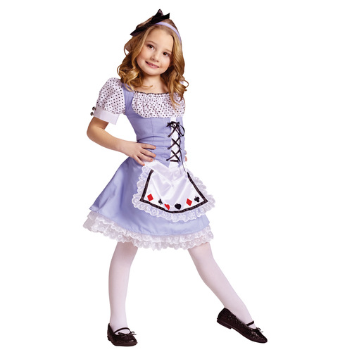 Alice Child Costume 4-6