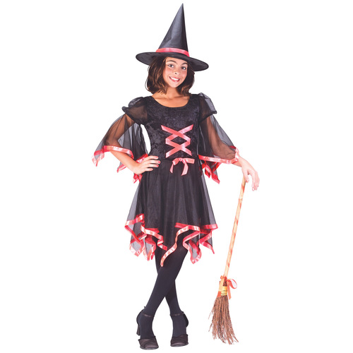 Ribbon Witch Child Large