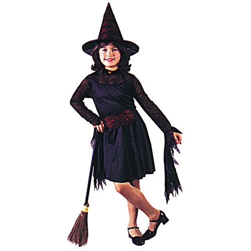 Witch Of The Web Child Med