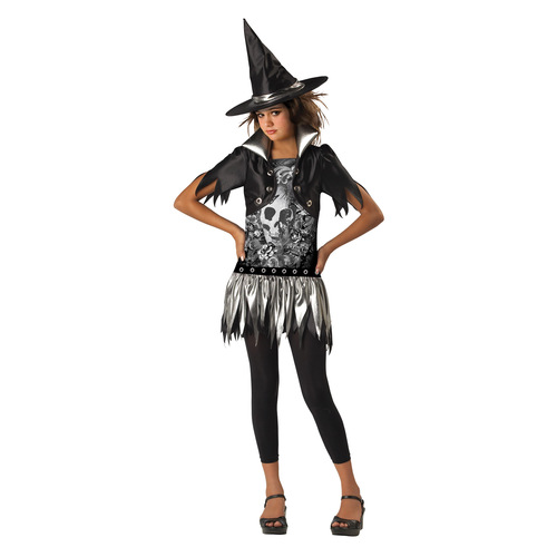 Gothic Witch 2B Child 8-10