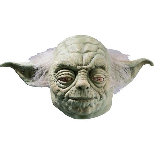 Yoda Dlx Adult Mask 002JVA0392