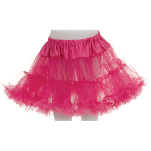 Petticoat Tutu Child Fuchsia