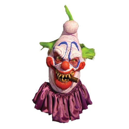 Big Boss Clown Latex Mask 002MB80392