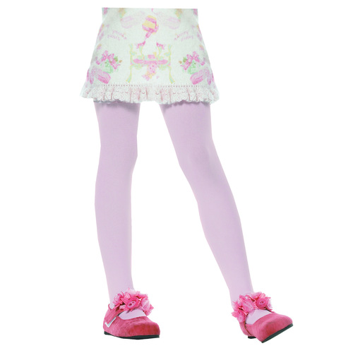 Tights Child Pink Large 7-10