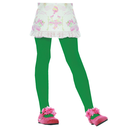 Tights Child Green Small 1-3