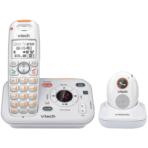 Vtech SN6187 Careline Cordless Answering System With