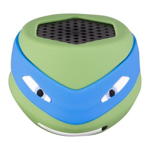Sakar Kids Molded Bluetooth Speaker - Turtles 00FO7X0393