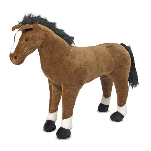 Melissa & Doug  Horse - Plush 00JD1L045B