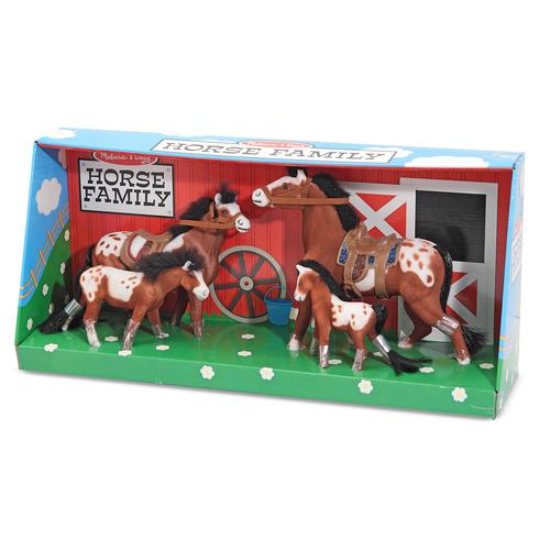 Melissa & Doug  Horse Family 00JD2J045B